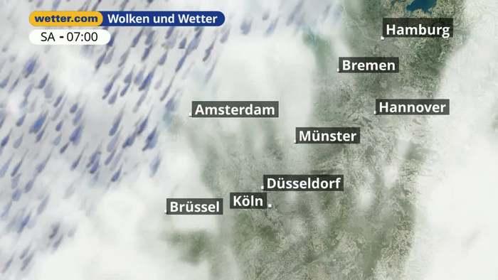 Münsterland und Ostwestfalen: Dein Wetter für Deine Region!