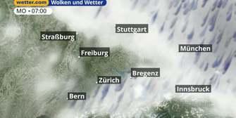 Bodensee: Dein Wetter für Deine Region!