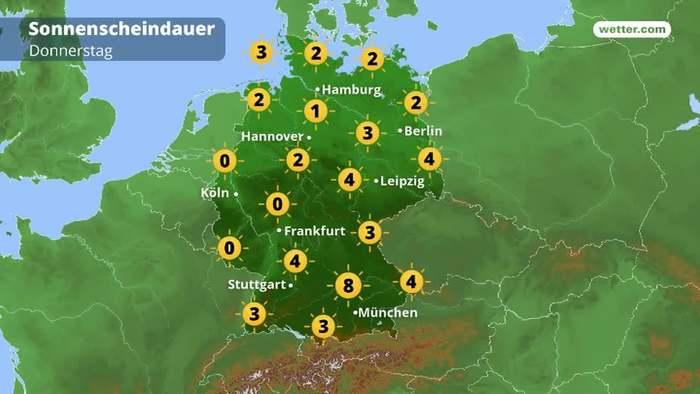 Wetter Osnabrück Morgen