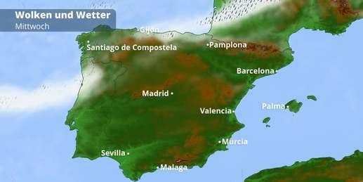 Wetter Sevilla 16 Tage Trend Wettercom
