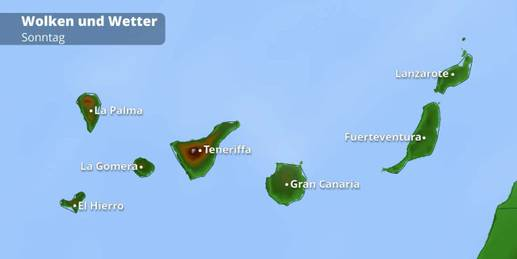 Wetter Las Palmas De Gran Canaria 16 Tage Trend Wettercom