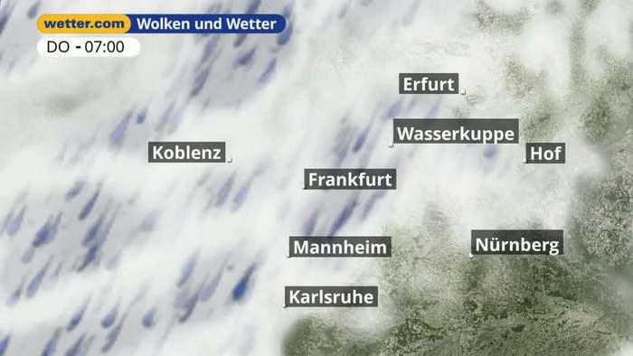 Rhein-Neckar-Gebiet: Dein Wetter für Deine Region!