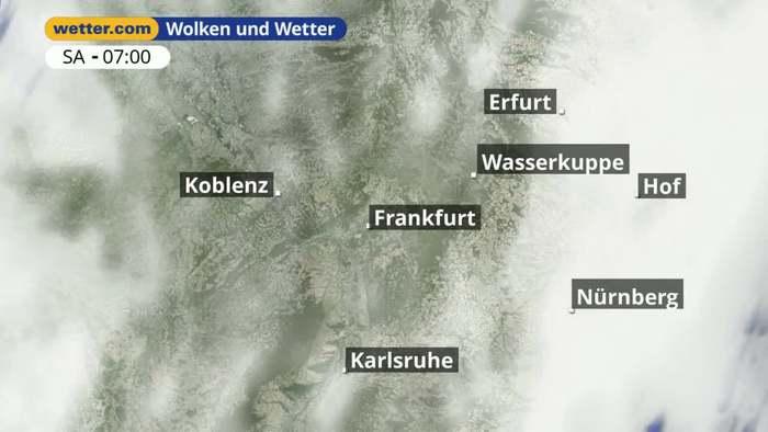 Rhein-Main-Gebiet: Dein Wetter für Deine Region!
