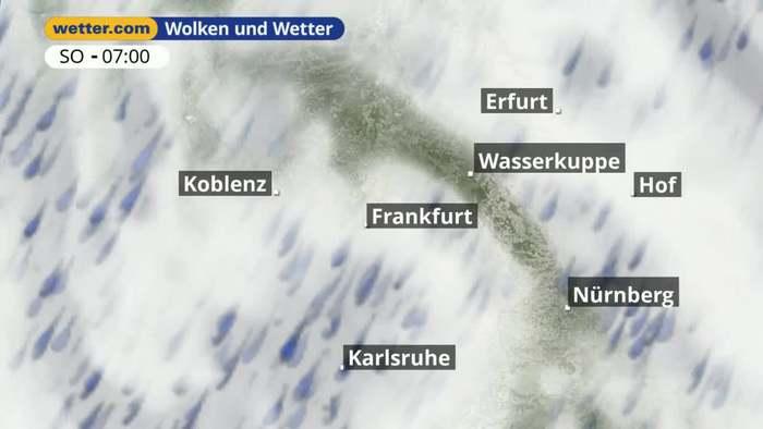 Wetter Im Rhein Main Gebiet