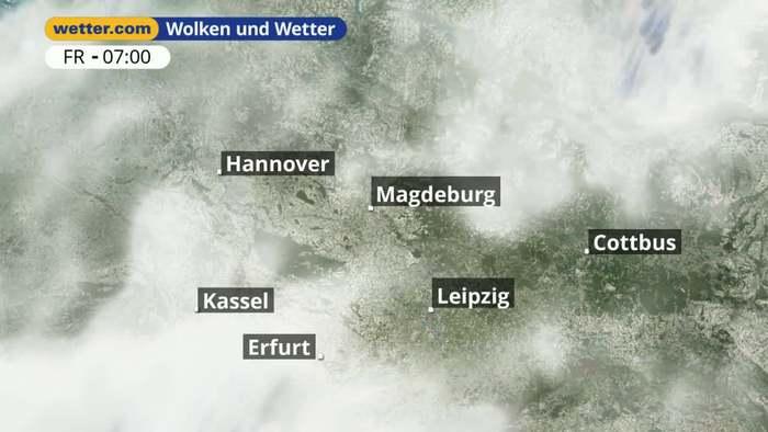 Sachsen-Anhalt: Dein Wetter für Deine Region!