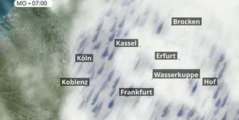Hessen und Siegerland: Dein Wetter für Deine Region!