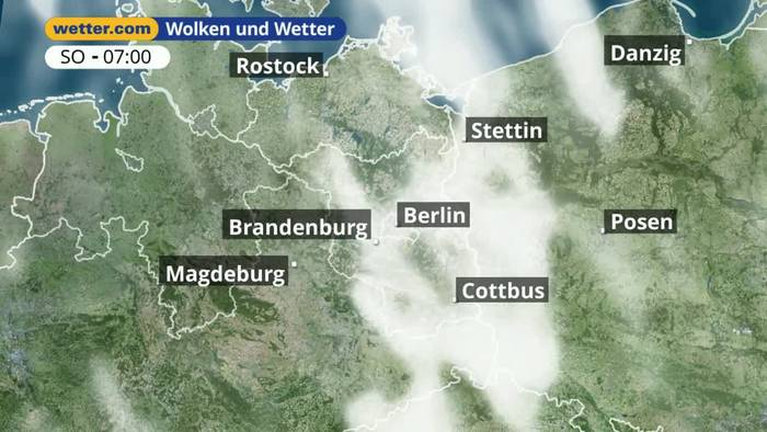 Brandenburg: Dein Wetter für Deine Region!