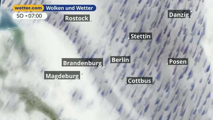 Wettervorhersage Für Berlin