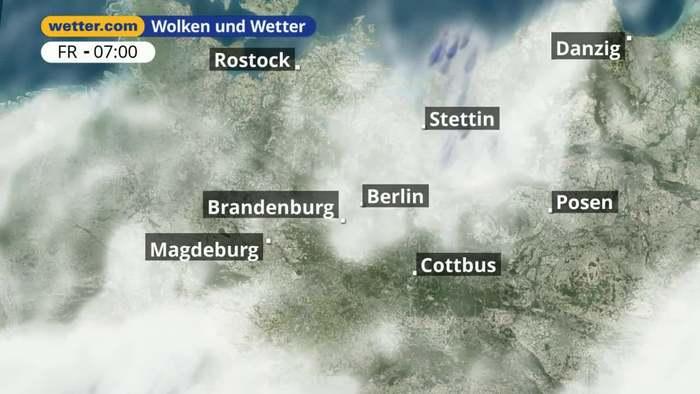 Berlin: Dein Wetter für Deine Region!