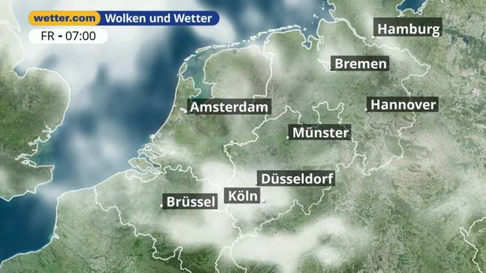 Ruhrgebiet: Dein Wetter für Deine Region!