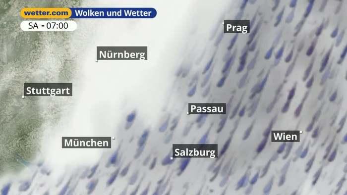 Ostbayern: Dein Wetter für Deine Region!