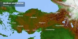 Türkei-Wetter