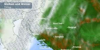 Balkan-Wetter