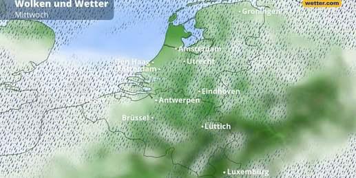 Wetter Amsterdam 16 Tage Trend Wettercom