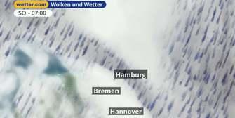 Hamburg: Dein Wetter für Deine Region!