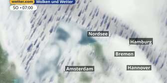Nordsee: Dein Wetter für Deine Region!