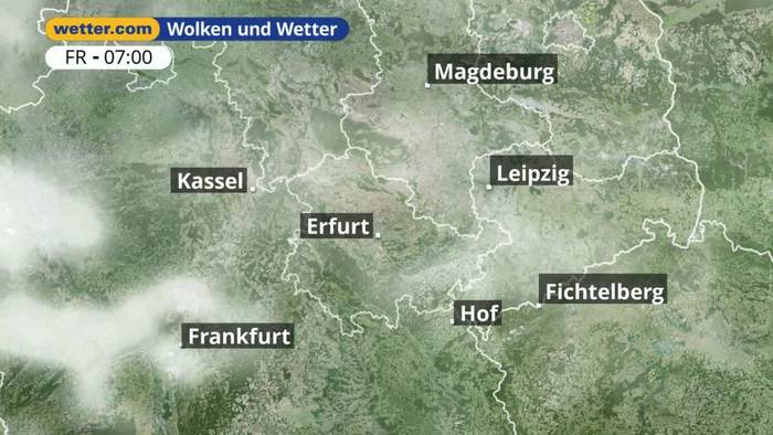 Thüringen: Dein Wetter für Deine Region!