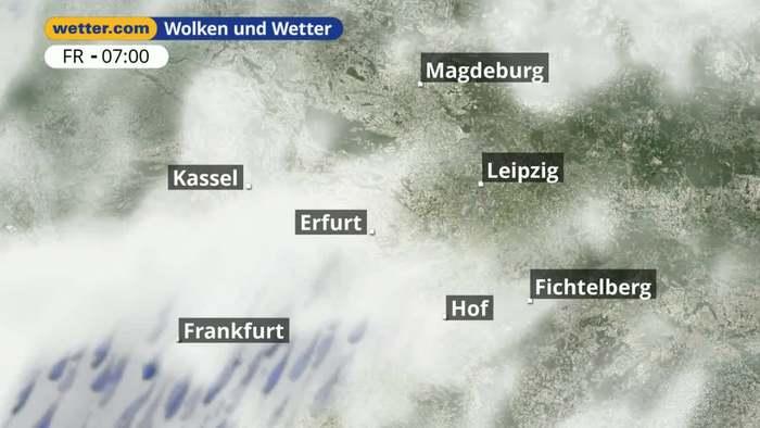 Wetter erfurt nächste woche | Wetter Erfurt: 7