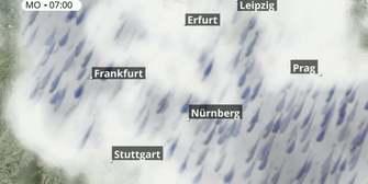Franken: Dein Wetter für Deine Region!