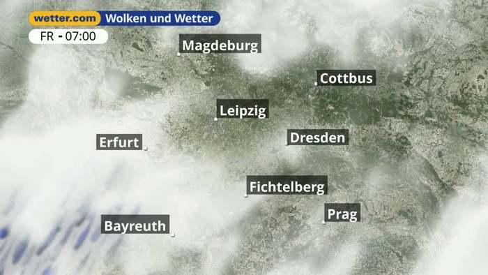 Sachsen: Dein Wetter für Deine Region!