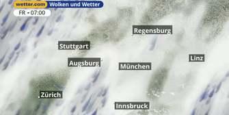 München: Dein Wetter für Deine Region!