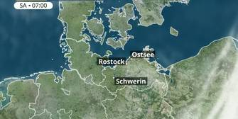 Ostsee: Dein Wetter für Deine Region!
