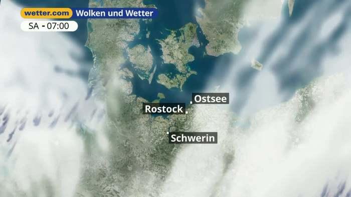 Ostsee: Dein Wetter für Deine Region!