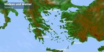 Griechenland-Wetter