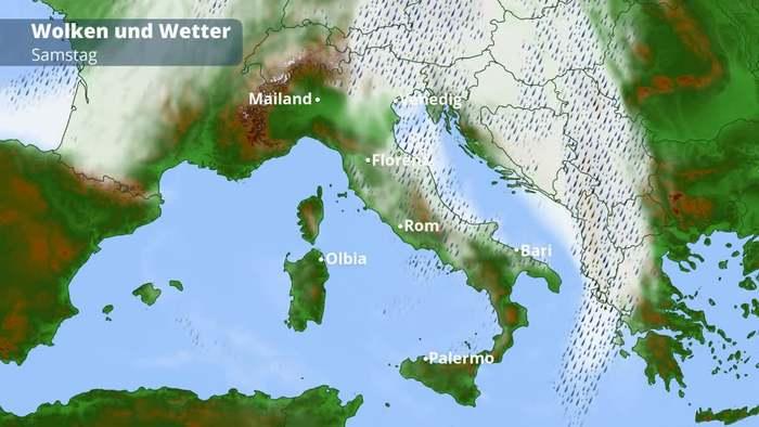 Wetter In Italien