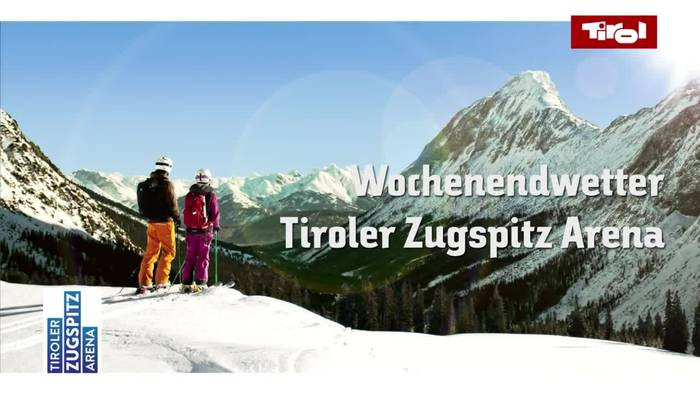 Tiroler Zugspitz Arena Wochenwetter