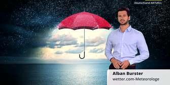 3-Tage-Vorhersage: Warnung vor Schneeglätte, Überflutungen und Föhnsturm