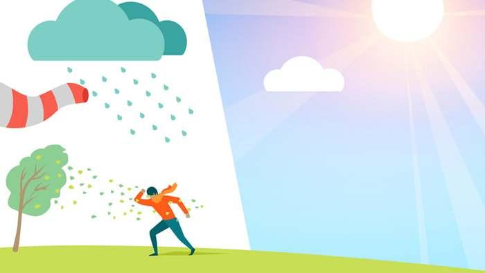 3-Tage-Vorhersage: Kaltfront beendet Rekordwärme