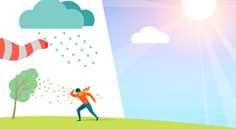 3-Tage-Vorhersage: Vor dem Sturm kommt der Schnee