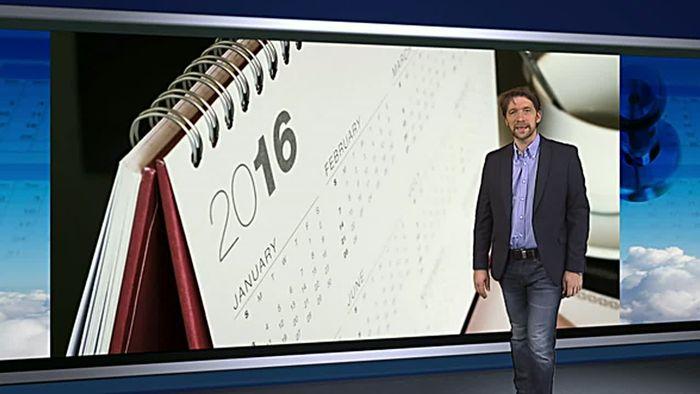 Andis Astro Show: Wieso gibt es das Schaltjahr?