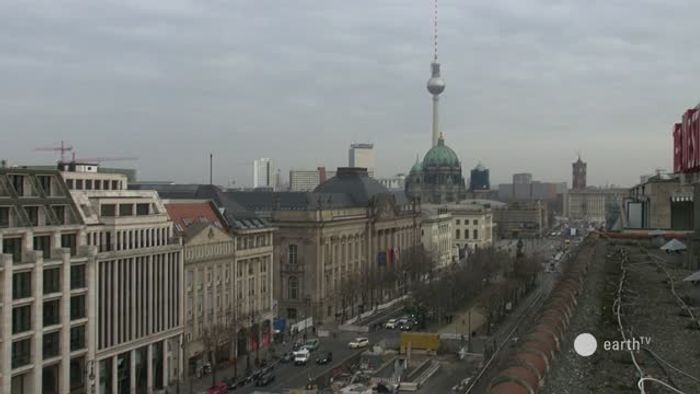 HD Live Webcam Berlin - Unter den Linden - Brandenburger Tor