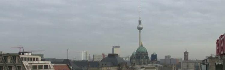 Livecam Berlin - Reichstag und Tiergarten