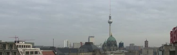Livecam Berlin - Unter den Linden - Brandenburger Tor