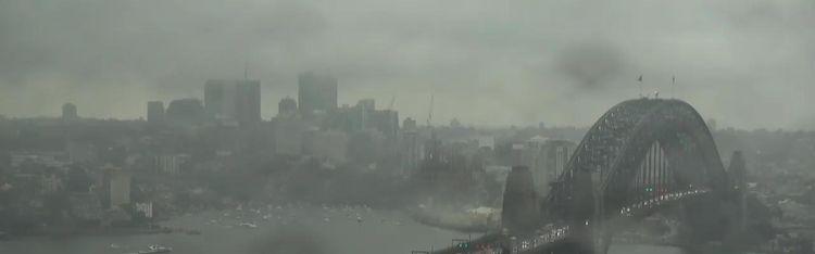 Livecam Sydney - Harbour Bridge und Operngebäude