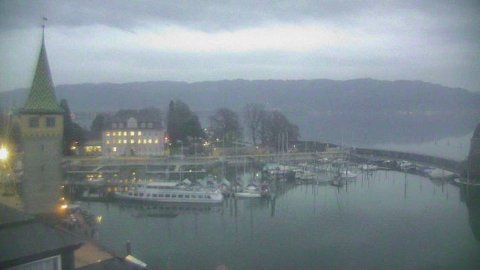 Lindau Webcam Hafen