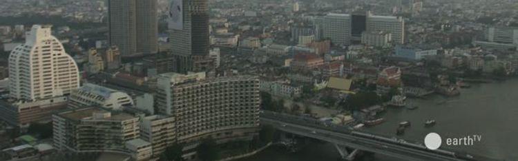 Livecam Bangkok - thailändische Stadt der Engel