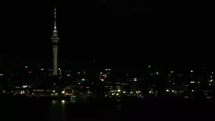 "HD Live Webcam Auckland - ""City of Sails"""