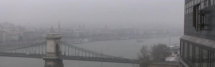 """Livecam Budapest - """"Perle der Donau"""""""