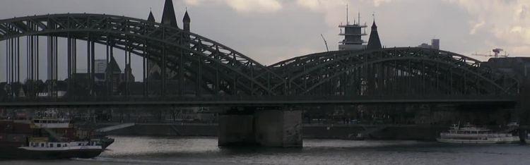 Livecam Köln - Kölner Dom und Rhein