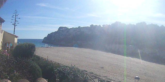 Livecam Cala Romantica - Mallorca