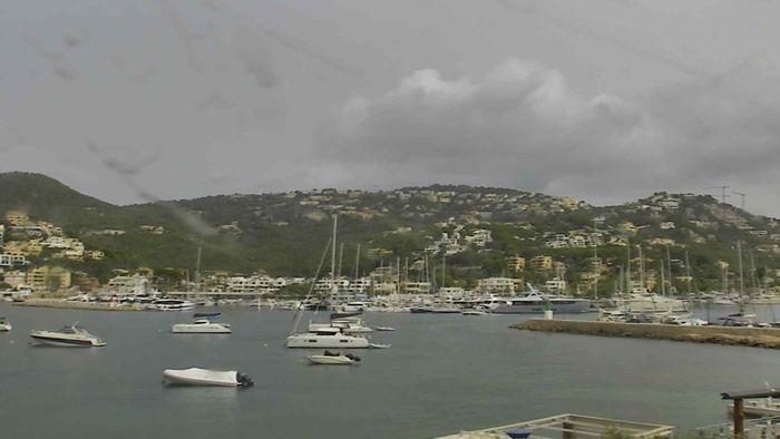 HD Live Webcam Port d'Andratx - Mallorca