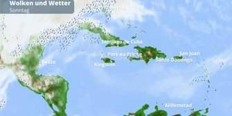 Karibik-Wetter