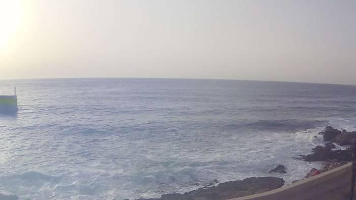 HD Live Webcam Cala Ratjada - Strandpromenade - Mallorca
