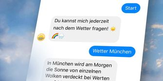 Wetterinfos Via Whatsapp Co Wettercom