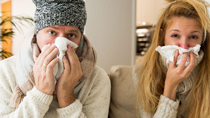 Grippe & Erkältung vorbeugen: Die 12 besten Tricks