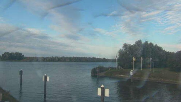 HD Live Webcam Drimmelen - Neuer Jachthafen
